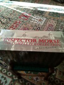Inspector Morse books