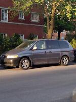 Honda Odyssey 1600$