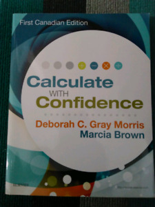 Calculate with Confidence (1st Canadian Ed)