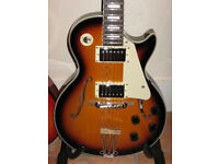Wesley Phoenix Electric Guitar - Based on Gibson Les Paul