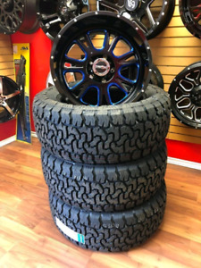 NEW/USED RIMS TIRES ACCESSORIES