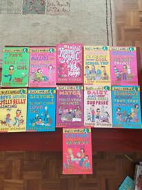 Books. Children books