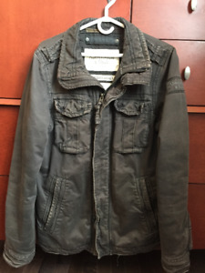 Manteau Abercrombie and Fitch Sawtooth Jacket