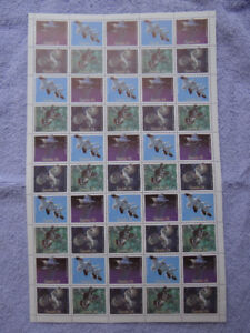 Mint Canadian Stamp Sheets For Sale (Lot 1) NEW PRICE
