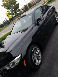 Lease Take Over 2016 BMW 428 Grand Cou 80000  KMS allowance