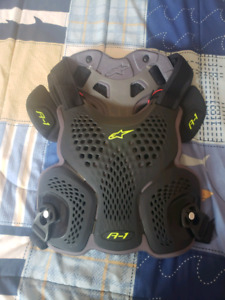 Youth motocross chest protector