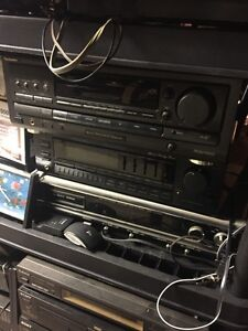 4 stereo receivers for sale