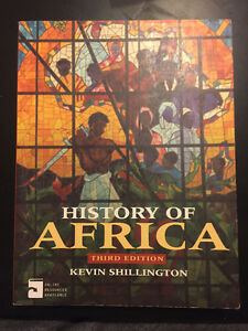 UBC HISTORY TEXTBOOK FOR SALE!!!