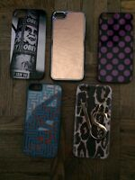 Various iPhone cases