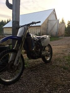 2004 yz450f $2800 or best offer