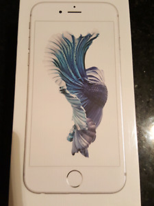 IPHONE 6S ((Rogers)) NEVER OPENED 32g