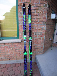 6 Downhill Skis, Boots & Poles, Cross Country Skis