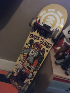 Barely touched Element Skate Board for sale! $140 or best offer