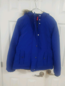 Womens Winter Coat Size SMALL