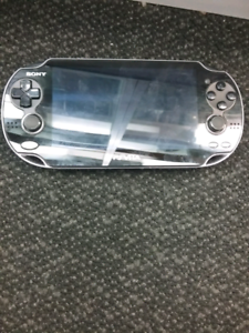 PlayStation vita with charger Elizabeth South Playford Area Preview