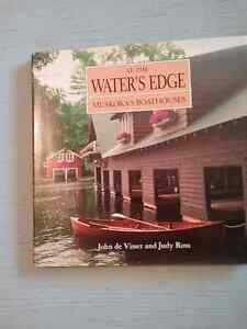 Muskoka boathouse picture book Kitchener / Waterloo Kitchener Area image 1