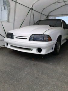 Cord mustang gt 1987 5.0L