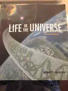 Life in the Universe UWO Elective Science Course