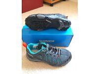 Women's Mountain biking shoes size 5.5
