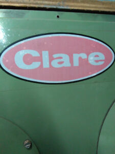 CLARE BROTHERS OIL BURNING FURNACE