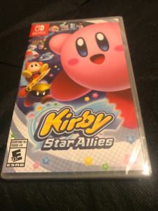 Kirby for switch *factory sealed*