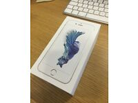 iPhone 6s / 128 GB / O2 - Comes with Original Box