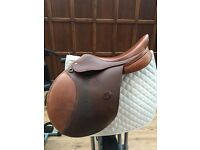 Tan Henri de Rivel Saddle