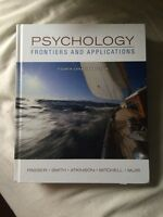 PSYCHOLOGY AND ANTHROPOLOGY/SOCIOLOGY TEXT BOOKS