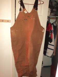 "MEN'S HAMMILL WORK OVERALLS SIZE2XL LARGE  ""NEW"""