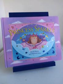 Princess Sparkle Book