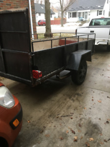Trailer for sale a 9 by4