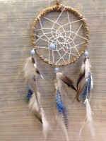 DREAM CATCHER hand made, each is unique!