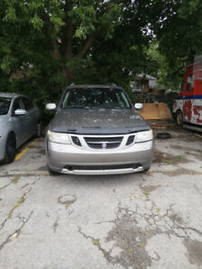 2006 SAAB 97X TRADE IN SPECIAL!!!!!!! $1499.00
