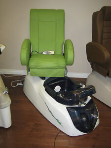 Pedicure Spa PIPELESS with massage chair, Canada wide shipping Kawartha Lakes Peterborough Area image 1