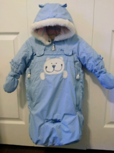 Winter set for 0-12m baby