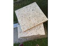 6.5 White slabs