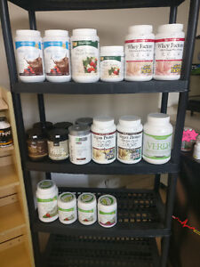 Supplements for sale!