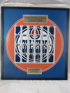 2013-2014 Edmonton Oilers Collection Monumental Emblems, Gretzky Edmonton Edmonton Area image 1
