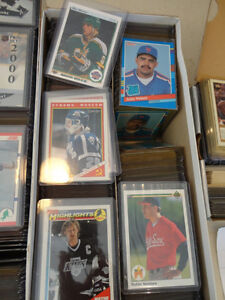 2700 Pc. Hockey & Baseball and a small bit of Basketball Cards Kitchener / Waterloo Kitchener Area image 5