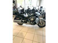 Harley-Davidson FLHTK Limited