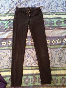 American Eagle skinny jeans size 0