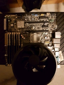 Used motherboard
