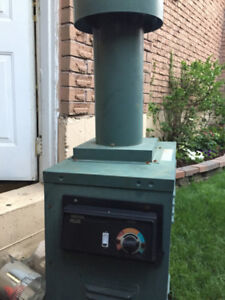 Above ground Pool Gas Heater