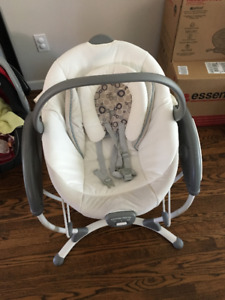 Graco Glider Baby Swing for Sale - Excellent Condition!