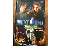 Doctor Who Hardback Books