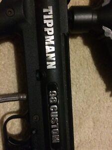 TIPPMANN 98 CUSTOM   Paintball Gun London Ontario image 3