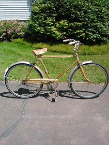 Old CCM 700 Imperial bike