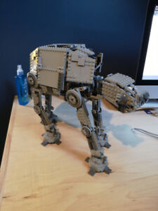 Lego Star Wars motorized AT-AT (75054) Collector
