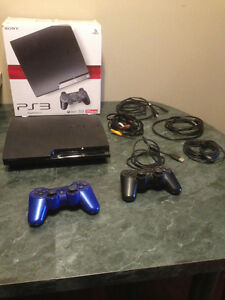 Selling PS3 Console + Games