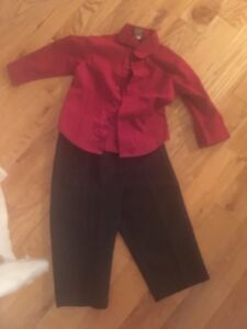 Boys suits and dress shoes  18-24 months one 3t  St. John's Newfoundland image 1
